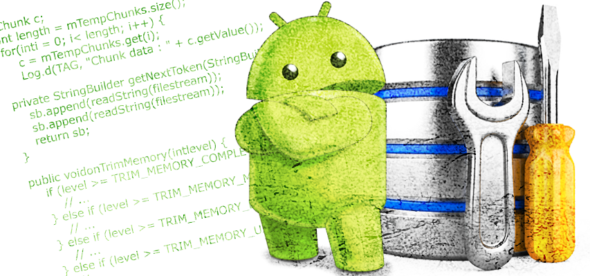 memory optimization in android